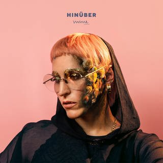 "Mine Album ""Hinüber"" (Foto: Pressestelle, Promomaterial von Virgin Music)"