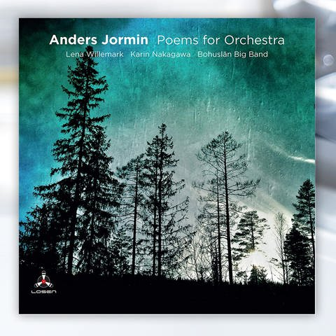 CD Cover von Anders Jormin - Poems for Orchestra (Foto: Losen Records)