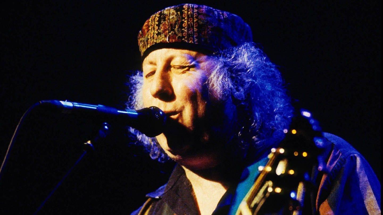 Peter Green: Der Gitarrist der Bluesbreakers und Fleetwood Mac - Mitbegründer 90er Jahre (Foto: picture-alliance / Reportdienste, Jazzarchiv)