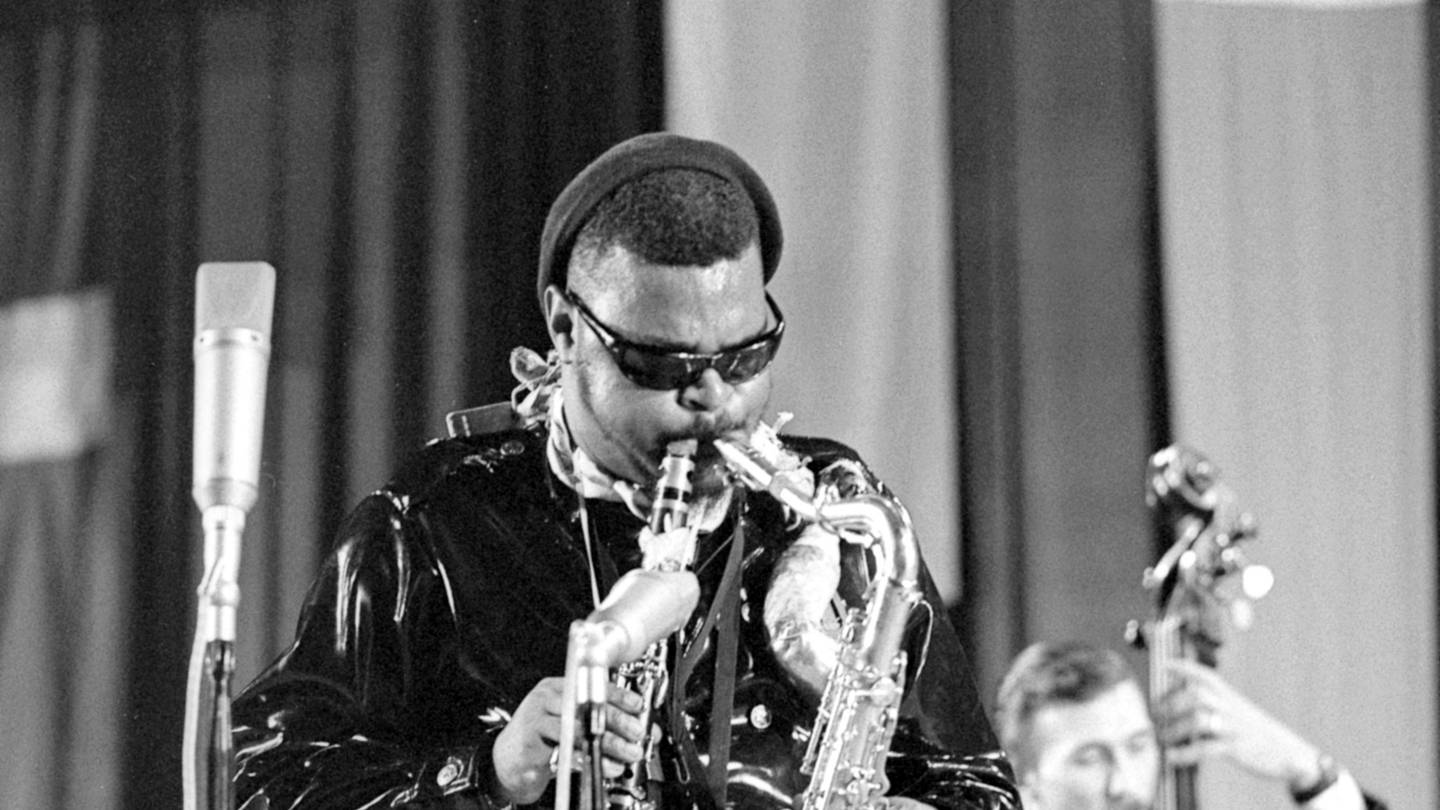 Rahsaan Roland Kirk (Foto: picture-alliance / Reportdienste, Picture Alliance)