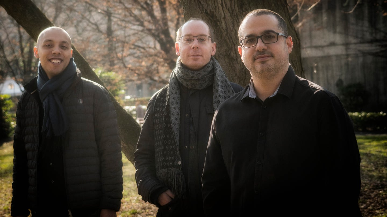 Yonathan Avishai Trio (Foto: SWR)