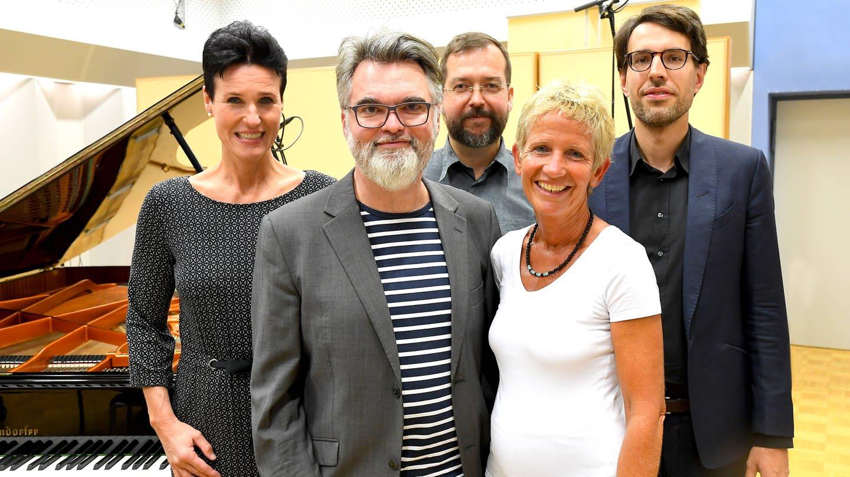 Das Musikalische Quintett (Foto: SWR, Kristina Schäfer)