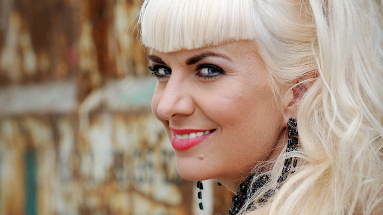 Die norwegische Sängerin Tora Augestad