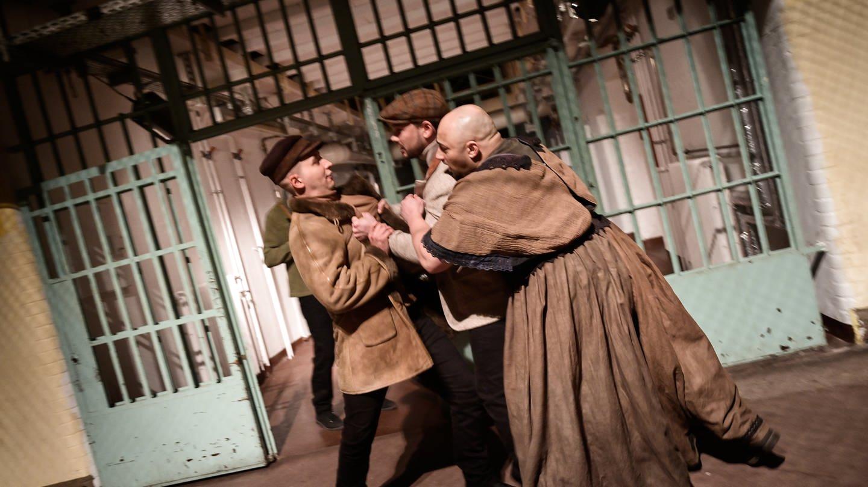 """Das Gefängnisprojekt """"Fidelio"""" (Foto: Pressestelle, Thomas Aurin)"""