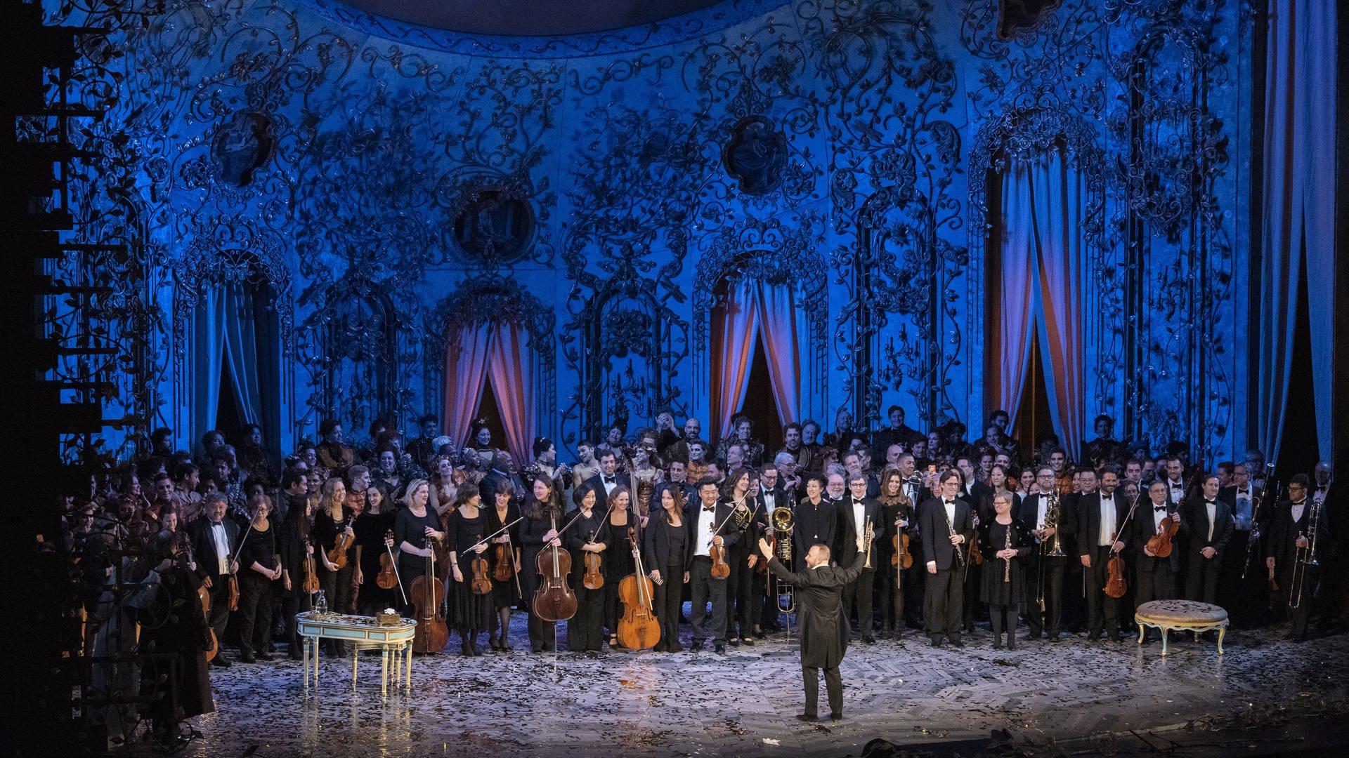Sie werden entlassen: Chor und Orchester der MET. Und wie äußert sich Yannick Nézet-Séguin dazu?