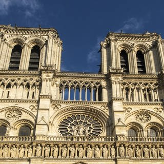 Notre Dame (Foto: picture-alliance / Reportdienste, Picture Alliance)