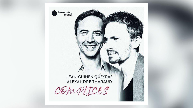 CD-Cover: Jean-Guihen Queyras und Alexandre Tharaud - Complices (Foto: Pressestelle, Harmonia Mundi)