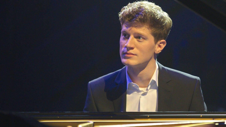 Der Pianist Alexander Krichel 2013 (Foto: Imago, Future Image)