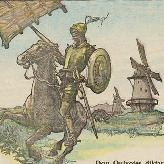 Don Quijote (Foto: picture-alliance / Reportdienste, Picture Alliance)