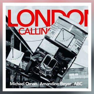 CD-Cover: London Calling - A Collection of Ayres,Fantasies and musical Humours (Foto: Pressestelle, Fra Bernado)