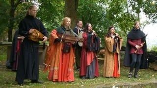 Spieleut Ranunculus, mittelalterliche Musik-Gruppe