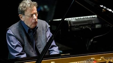 Philip Glass (Foto: picture-alliance / dpa, picture-alliance / dpa - Balazs Mohai)