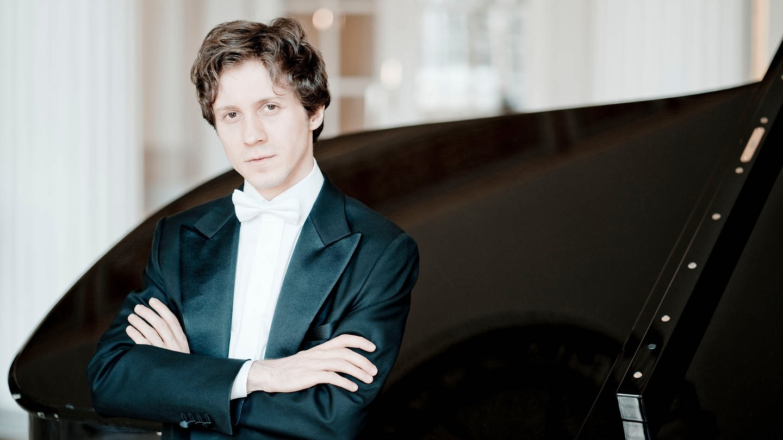Pianist Rafał Blechacz (Foto: Marco Borggreve)