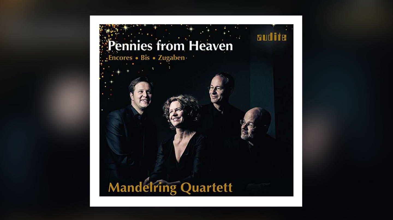 Mandelring Quartett: Pennies from Heaven (Foto: Pressestelle, audite)