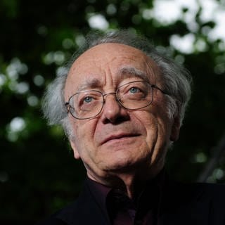 Alfred Brendel (Foto: picture-alliance / Reportdienste, picture alliance / Photoshot)