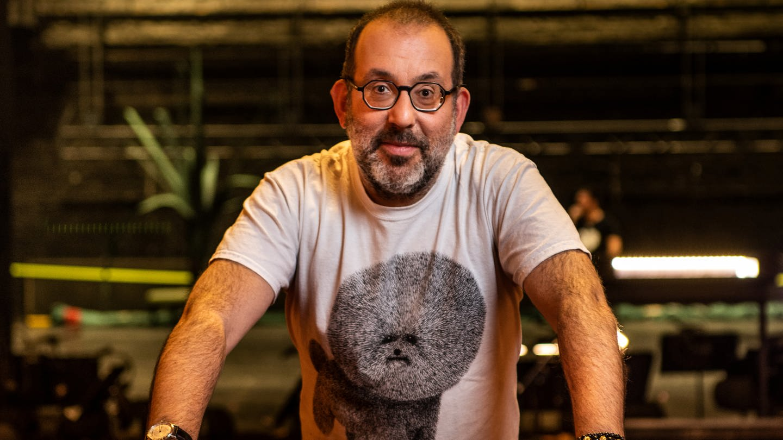 Der Regisseur und Intendant Barrie Kosky (Foto: Pressestelle, Komische Oper Berlin / Jan Windszus Photography)