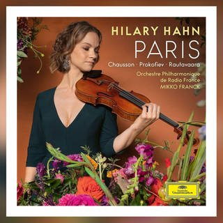 Hilary Hahn - Paris (Foto: Pressestelle, Deutsche Grammophon)