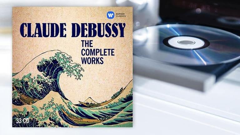 CD-Cover Debussy (Foto: SWR, Warner Classics -)