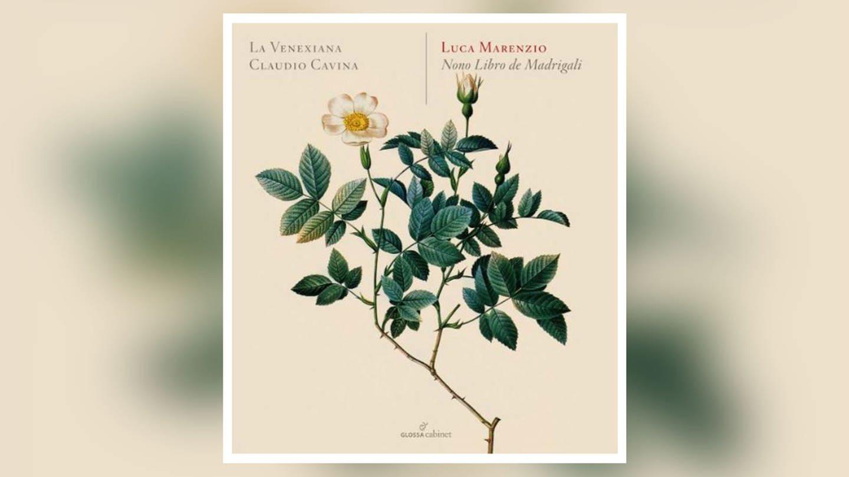 CD-Cover: Luca Marenzio: Nono Libro de Madrigale (Foto: Pressestelle, Glossa)