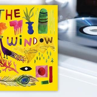 "CD-Cover ""The Window"" mit Cécile McLorin Salvant (Foto: SWR, Label: Mack Avenue (in-Akustik) -)"