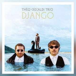CD-Cover: Theo Ceccaldi Trio (Foto: Pressestelle, Full Rhizome)