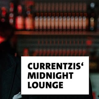 Teodor Currentzis bei der Currentzis' Midnight Lounge im Bix in Stuttgart  (Foto: SWR, SWR2 / Ronny Zimmermann)