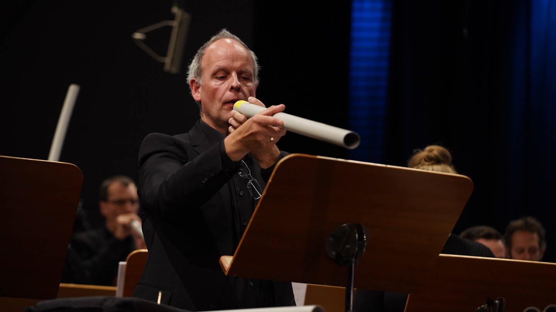 Das Abschlusskonzert der Donaueschinger Musiktage 2019 (Foto: SWR, Astrid Karger)