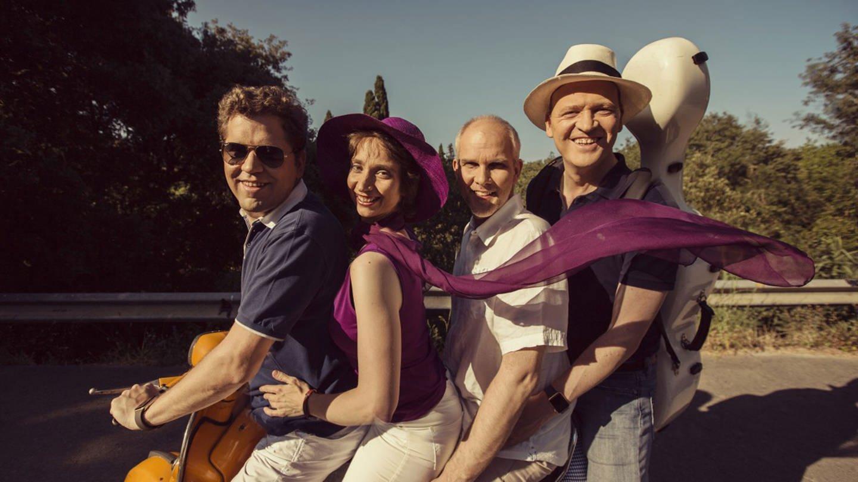 Das Cuarteto Casals (Foto: Cuarteto Casals / Igor Cat)