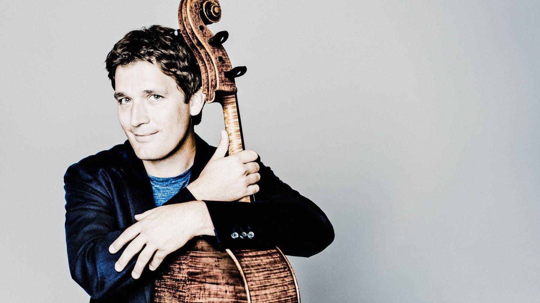 Der Cellist Maximilian Hornung (Foto: Pressestelle, © Marco Borggreve)