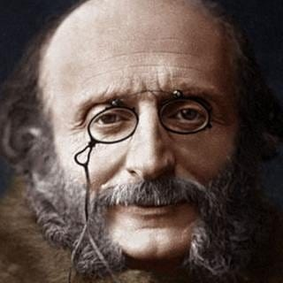 Jacques Offenbach (Foto: picture-alliance / Reportdienste, picture-alliance / akg-images -)