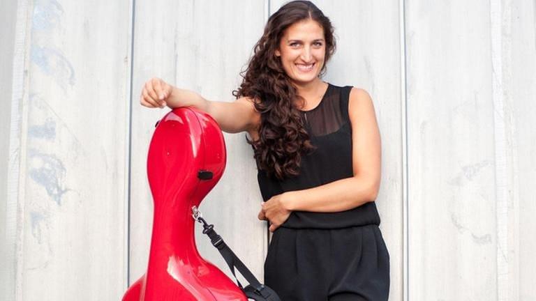 Janina Ruh (Violoncello) (Foto: SWR, Janina Ruh - Felix Dehner)