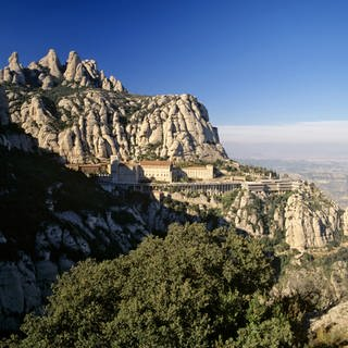 Kloster Montserrat (Foto: picture-alliance / Reportdienste, Picture Alliance)