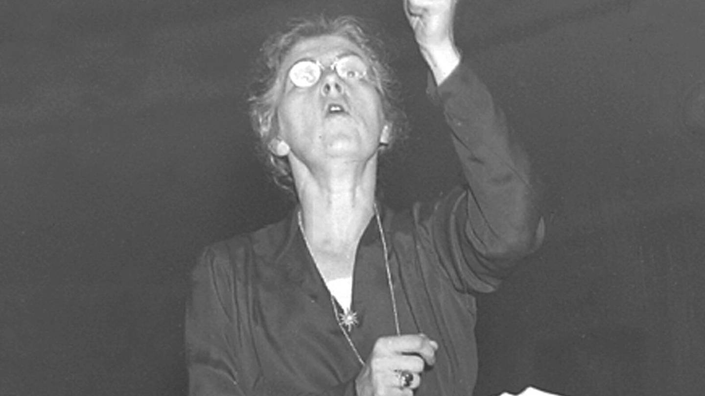 Nadia Boulanger (Foto: picture-alliance / Reportdienste, Picture Alliance)