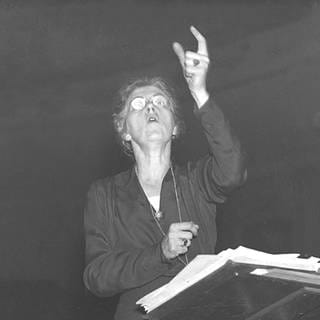 Nadia Boulanger  (Foto: picture-alliance / Reportdienste, Picture Alliance)