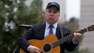 Paul Simon (Foto: picture-alliance / Reportdienste, Allan Tannenbaum / Pool)