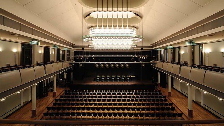 Saal des Frankfurter Hofes in Mainz (Foto: Pressestelle Frankfurter Hof -)