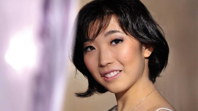 Die Pianistin Claire Huangci (Foto: Künstlersekretariat Astrid Schoerke - Helbig/Hiltmann)