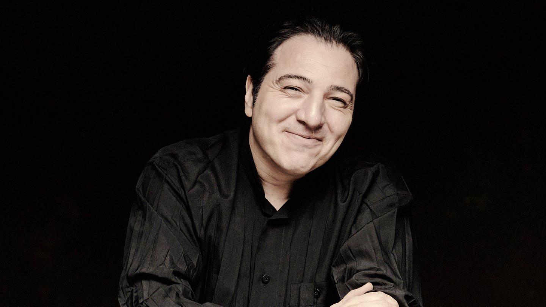 Der Pianist Fazil Say (Foto: Marco Borggreve)