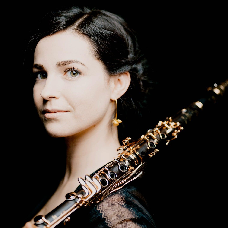 Annelien van Wauwe spielt Johannes Brahms: Sonate für Klarinette und Klavier Es-Dur op. 120 Nr. 2