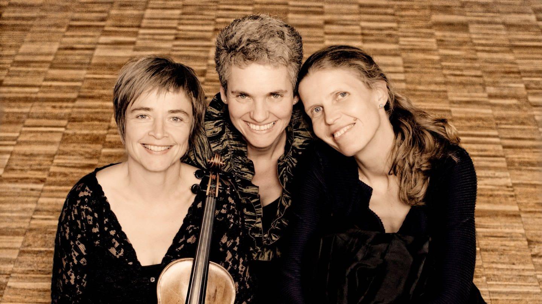 Das Trio Vivente (Foto: Pressestelle, Marco Borggreve)