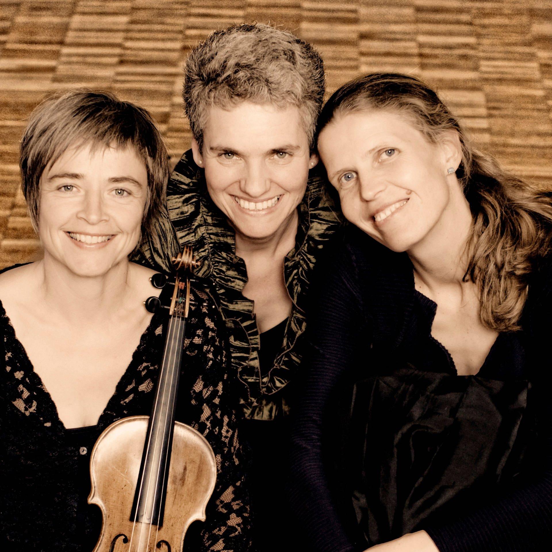 Das Trio Vivente spielt Clara-Schumann: Klaviertrio g-Moll op. 17