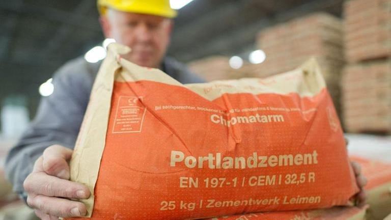 Zementsack (Foto: Colourbox, Foto: Colourbox.de -)