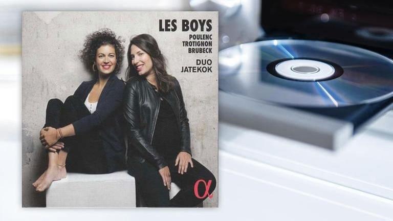 CD-Cover Les Boys (Foto: SWR, Alpha Classics -)
