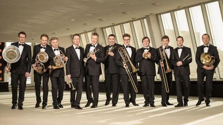 German Brass (Foto: SWR, www.bkw-net.de - Foto: Peter Adamik)