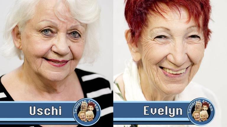 Uschi und Evelyn vom YouTube-Kanal