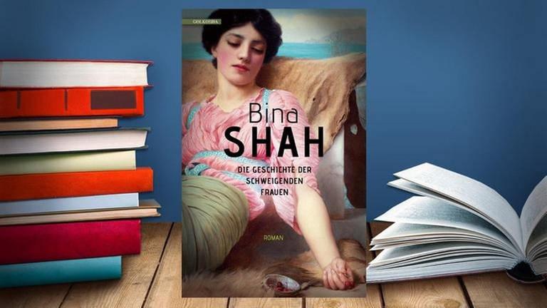 Buchcover: Bina Shah: Die Geschichte der schweigenden Frauen (Foto: golkonda-verlag.de -)