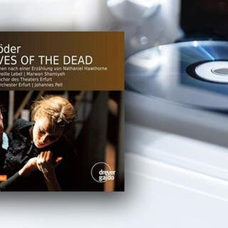 CD-Cover: Alois Bröder - The Wives of the Dead (Foto: SWR, Dreyer Gaido -)