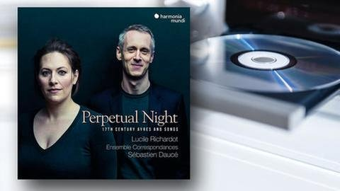 CD-Cover: Perpetual Night - 17th Century Aires and Songs (Foto: SWR, harmonia mundi -)
