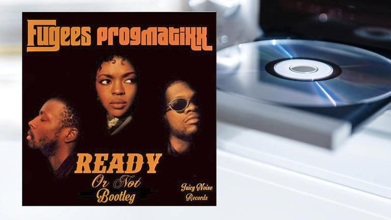 CD-Cover von Fugees: Ready or not (Foto: Sony Music Entertainment Inc. -)