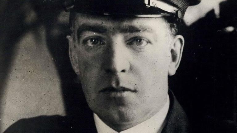 Der Antarktisforscher Sir Ernest Shackleton (Foto: Imago, Imago/Fotograf XY -)
